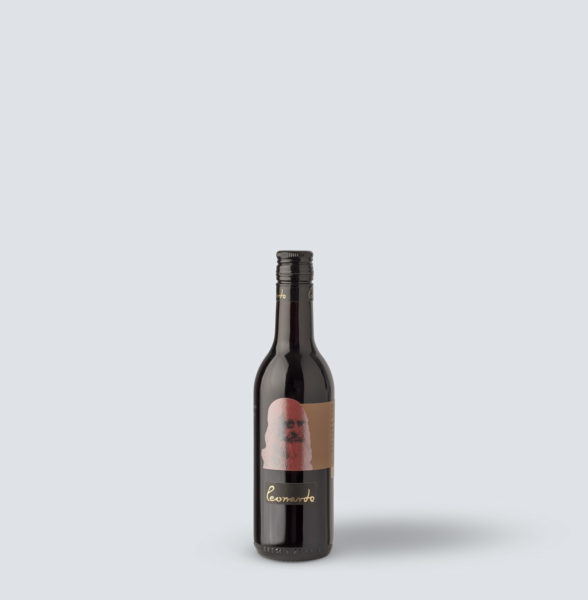 Rosso d'Italia Il Geniale (0,187 lt) - Leonardo