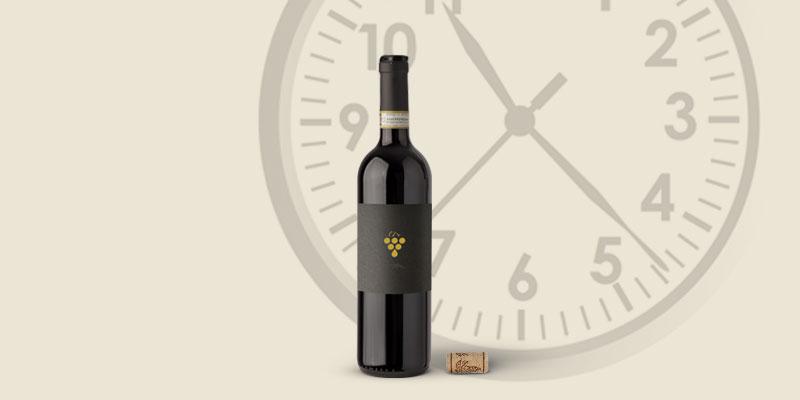 Quanto tempo prima aprire un vino rosso