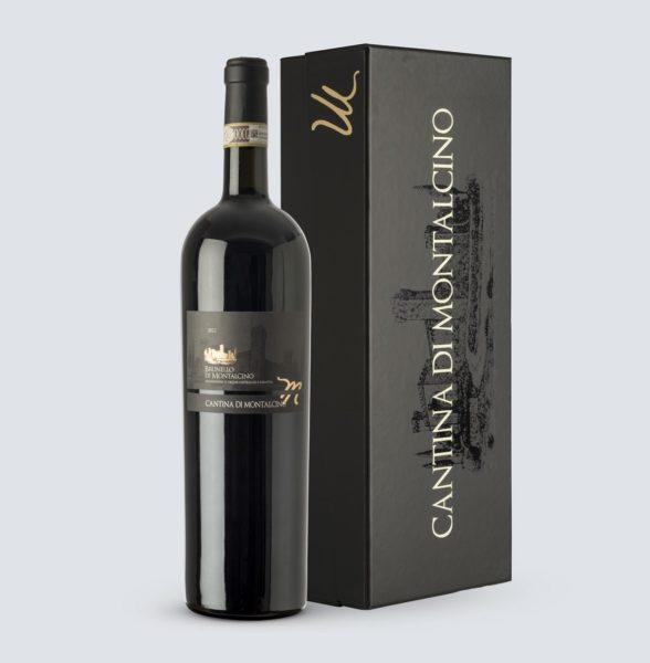 Brunello di Montalcino DOCG 2012 Magnum (1,5 lt) - Cantina di Montalcino