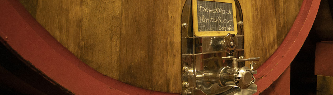 i grandi vini rossi toscani - brunello di montalcino