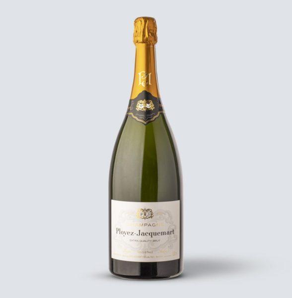 Champagne Extra Quality Brut Magnum - Ployez Jacquemart